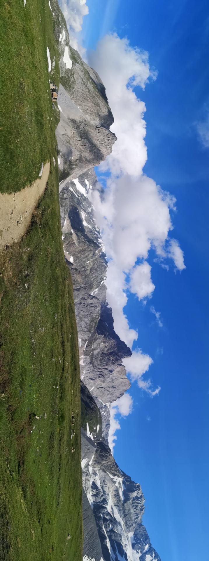 Col de la Vanoise!