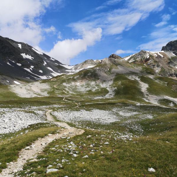 12km de montée, 12km de descente!