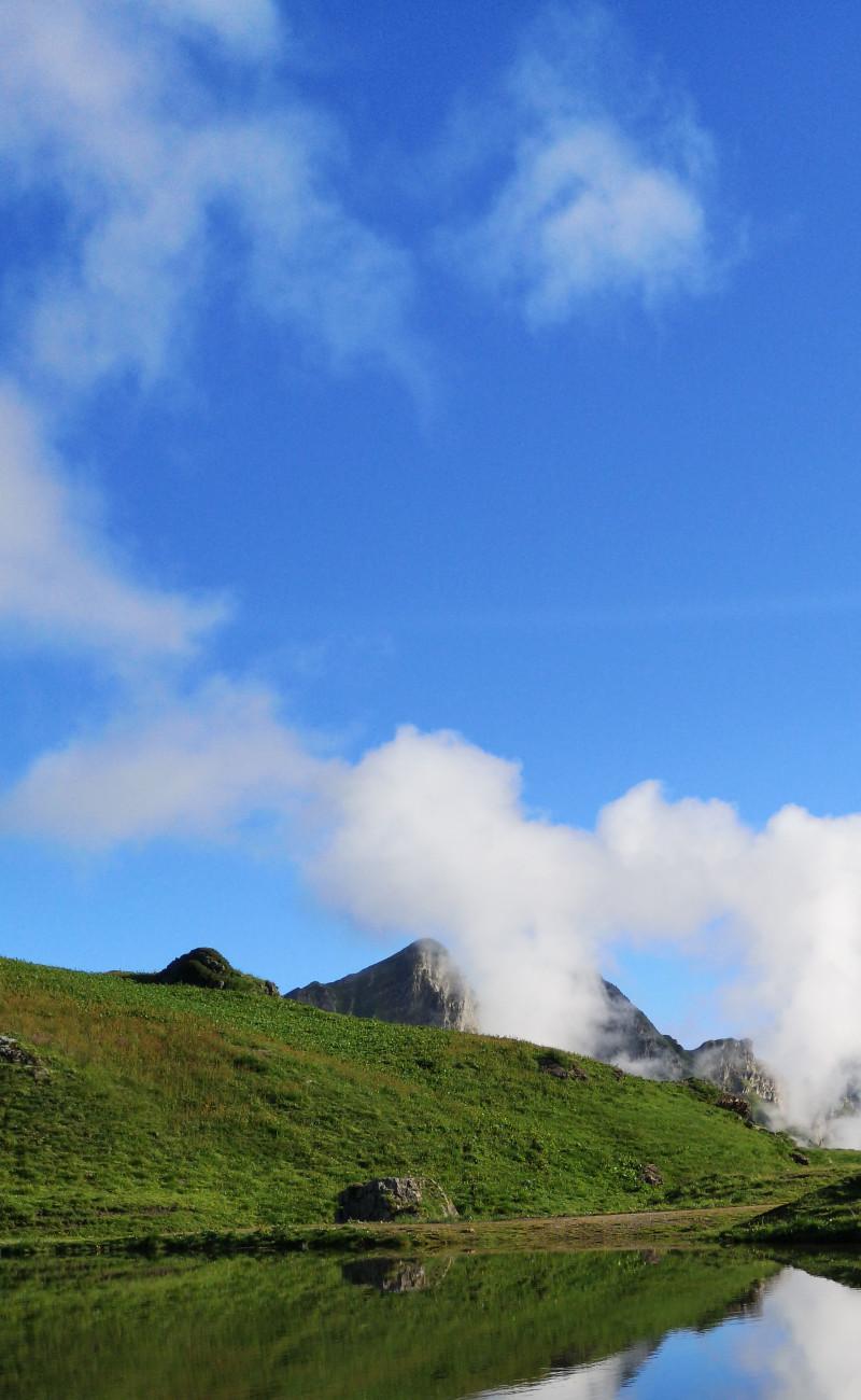 Un petit crochet par la Suisse